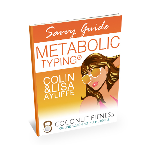 Coconut-Fitness-Savvy-Guide-eBook-Cover