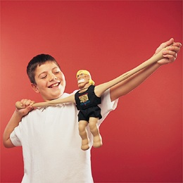 Stretch Armstrong Beginners Yoag
