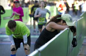 New Years Resolution Marathon Running
