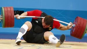 Squatting Injury