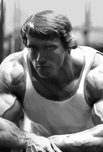 Arnie Workout Motivation