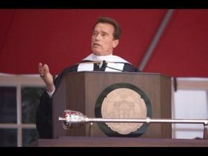 Arnie Speech