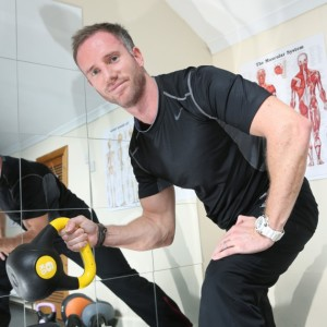 Colin Ayliffe Personal Trainer Stockton Heath Cheshire