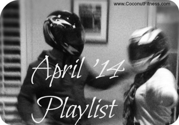 April 14 Playlist cover