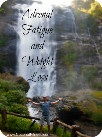 Adrenal fatigue weight loss