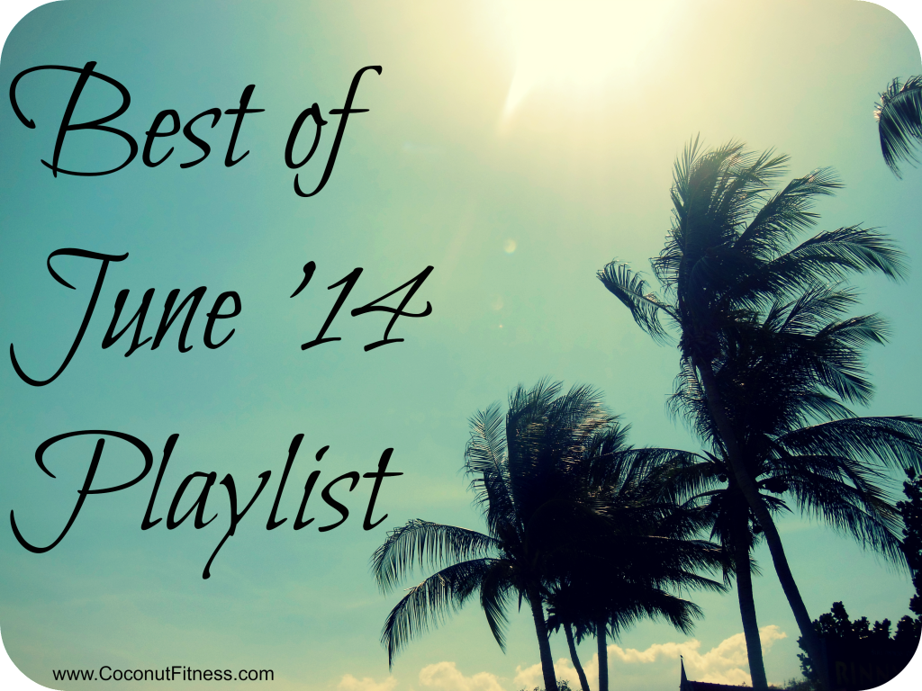 June Exercise Playlist
