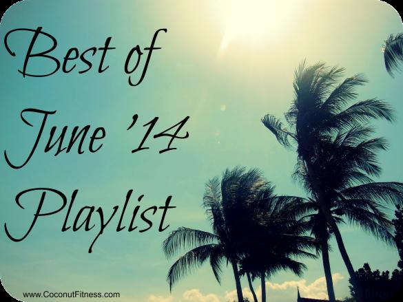 June Exercise Playlist