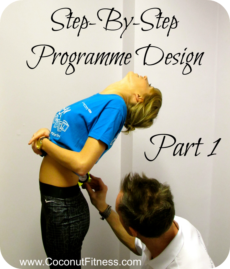 Step-by-Step Guide To Designing A Training Programme: Part 1
