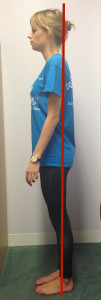 CHEK Posture Assessment Left Side