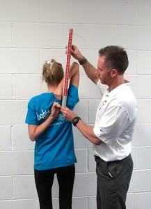 Shoulder Mobility Reaching FMS