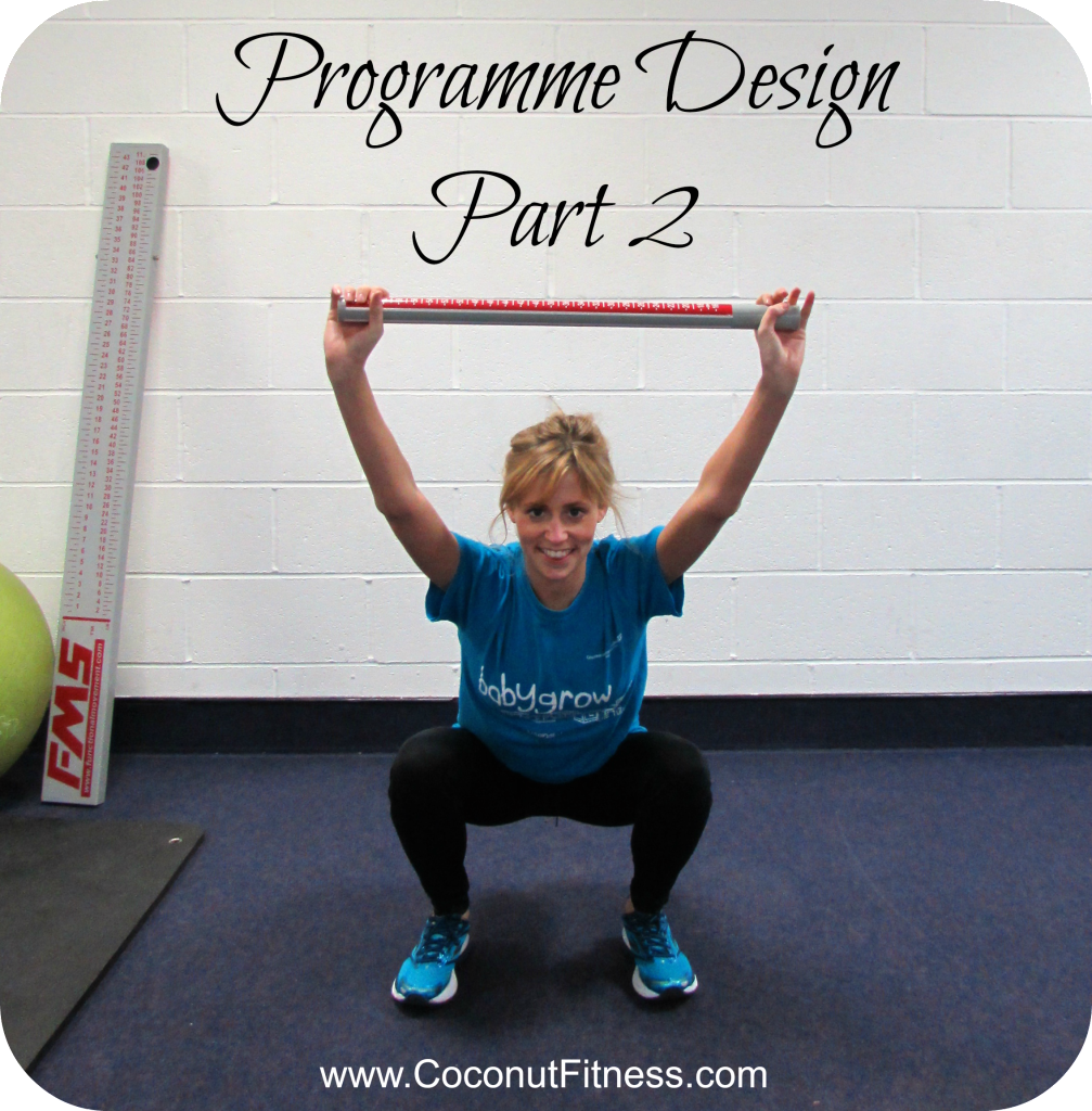 Step-by-Step Guide To Designing A Training Programme: Part 2