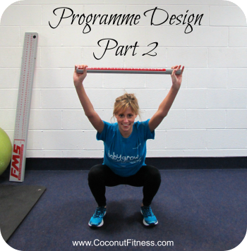 Step-by-step programme Design Part 2