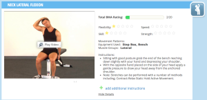 Pt Enhance Exercise Description