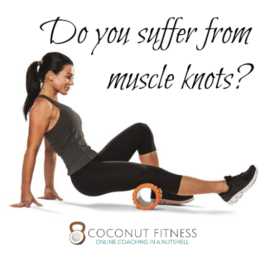 Do you suffer from muscle knots?